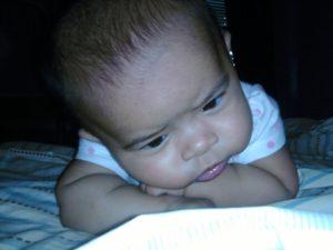 Joslin, 7 months old