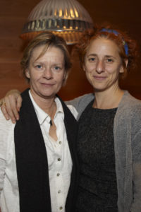 Mary Ann VanDerventer - Coordinating Field Producer and Sarah Carey