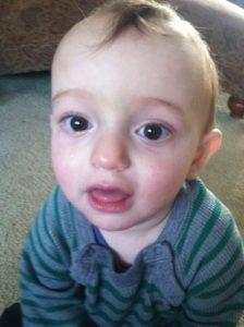 Lucas, 11 months