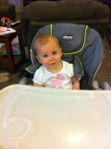 Lylah, 7 months old