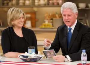 Former President Bill Clinton joined me for a very special Presidents' Day Show.  We chatted about the wonderful Clinton Global Initiative and President Obama's first weeks in office.