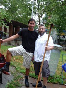 Anthony and Mitch Mondello