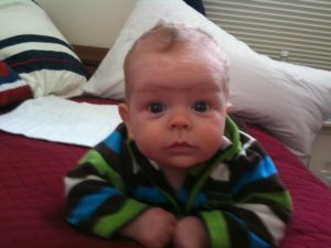 Russell John Cooper V,  4 months old