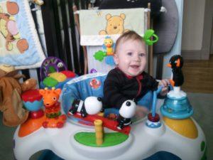 TJ, 5 months old