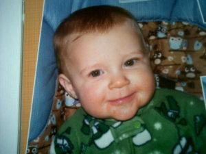 Wren, 10 1/2 months old