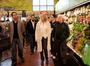 I was taken on a tour of this amazing supermarket. Photo Credit - Bill Hilson