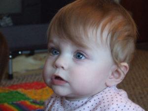 Isabella, 9 months