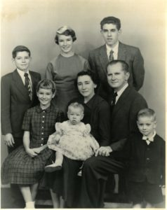 Our Family Shot taken in 1955