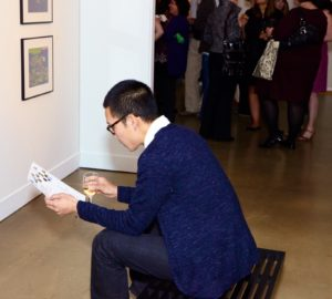 Quy Nguyen reads the After Hours 3 program