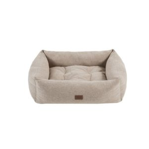 And don't forget the pets. This is my Charlie Four Sided Bolster Bed. All my pets love this bed. It offers a supportive and comfortable spot for your pet to curl up and sleep. It has a non-skid, non-slip bottom to prevent sliding and a removable cover for easy cleaning. Plus, it comes in three sizes - small, medium, and large. Please go to the web site to see more of my pieces. We're adding to my collections all the time - you'll love everything you see.