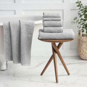I also offer gorgeous, soft towels such as these Cameron Towels. With the perfect pairing of Turkish cotton and low twist fibers, these towels are considerably softer, stronger, and heavier than others. With a weight of 550 grams, you'll love their feel, and with the nature of Turkish cotton, they will only get softer, fluffier and more absorbent wash after wash.