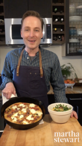 Everyone loves a good pizza. Deputy food editor, Greg Lofts, makes this chewy, golden crust pan-pizza in a cast-iron skillet. You'll love it.