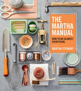 """If you want ideas for how to display and store your collection of copper, be sure to refer to """"The Martha Manual: How to Do (Almost) Everything"""" – a great source of inspiration and ideas."""