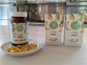 Each individual softgel has 25mg of CBD isolate. And remember, It's important to note that everyone's experience with CBD is unique.