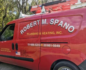 Robert M. Spano Plumbing & Heating, Inc. is a three-generation family-owned business that's been servicing this area for more than 30-years. I've used them for many of my plumbing jobs.