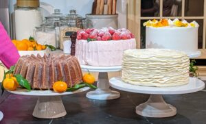 All these cakes look so stunning - and perfect for any occasion.