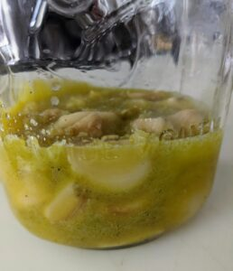 Roasted garlic can be stored in an airtight jar in the refrigerator for up to one week - it's so delicious and so easy to make. I hope I've inspired you.