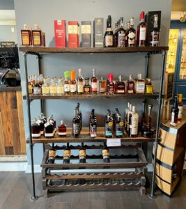 With so many to choose from, if one's budget doesn't include the rare Van Winkle, there are also lots of flavorful craft bourbons available at a variety of prices. These smaller pint sized bottles are perfect for travelers. It was a great day trip around Kentucky. Be sure to visit this blog tomorrow to learn more about AppHarvest, an innovative company that may be the answer to the many issues facing traditional field agriculture.