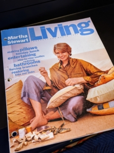 "I have done several souffle stories in our magazine, ""Living."" One in particular is in the 1992-1993 February/March issue. Do you remember this early edition?"