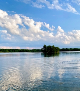 Kent Lake is a 1200-acre reservoir lake formed by the damming of Huron River near its headwaters in 1946. For decades, Kent Lake has attracted visitors of all ages to its shores.
