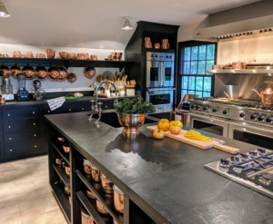 I am looking forward to many, many shoots and demos from this gorgeous new kitchen. What do you think of it? Share your comments below.
